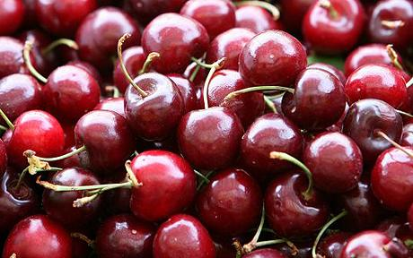 can eat cherries coumadin