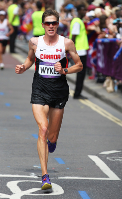 2012 London Olympic Games - Marathon